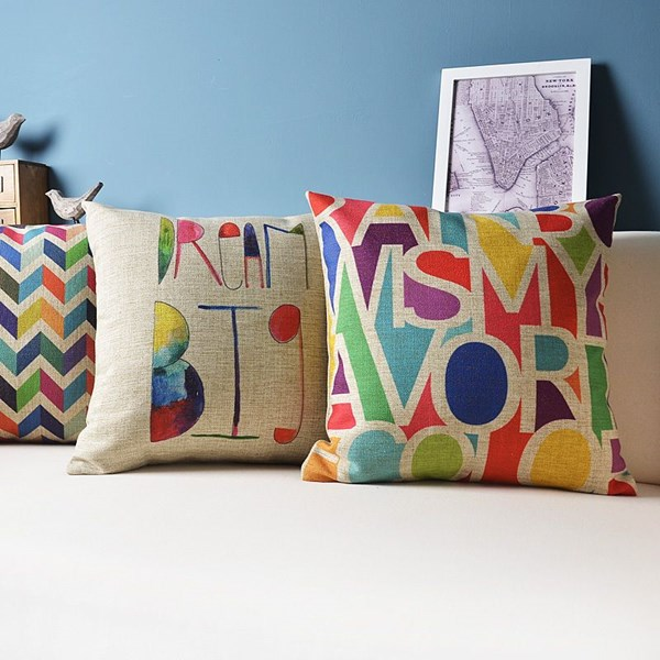 Picture of Sofa Pillows